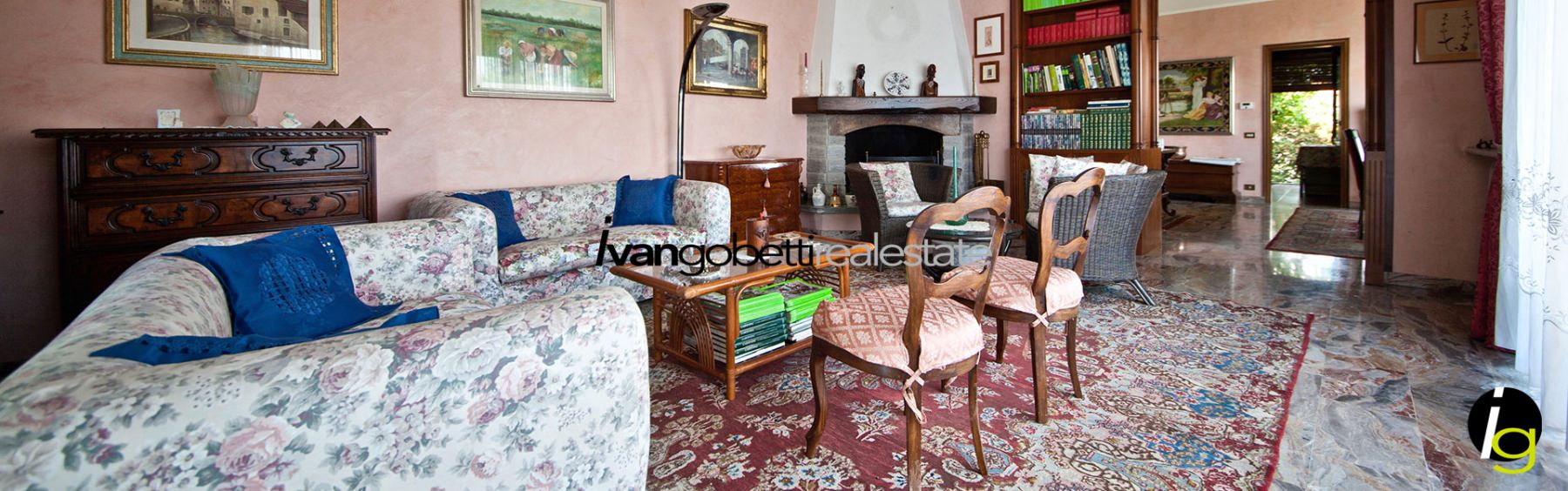 Villa in Vendita Lago Maggiore Stresa