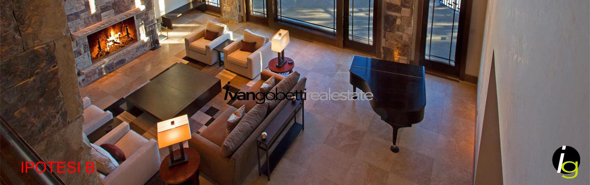 Building area on Lake Maggiore for sale