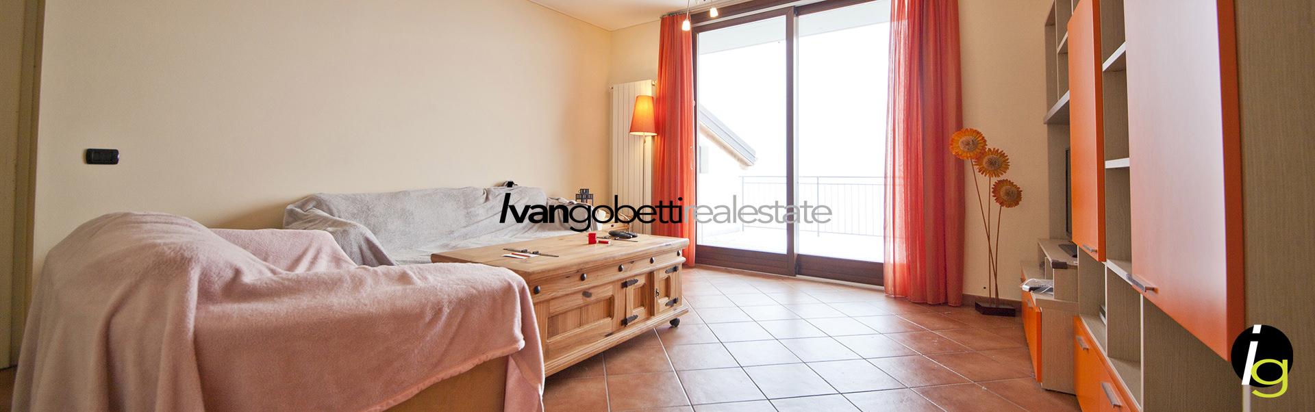 Lago Maggiore, Stresa moderno appartamento in vendita con vista Lago