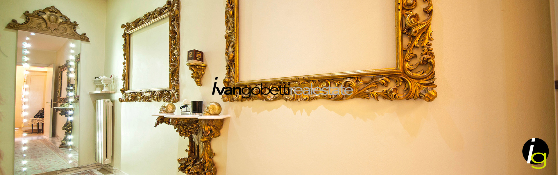 Luxuriöses Appartement zu verkaufen Arona, Maggiore See