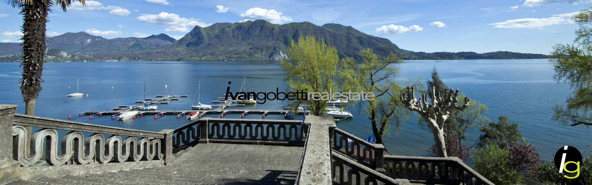 Appartamento in vendita in villa storica sul Lago Maggiore, Ghiffa