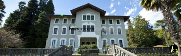 Apartment for sale in historic villa on Lake Maggiore, Ghiffa