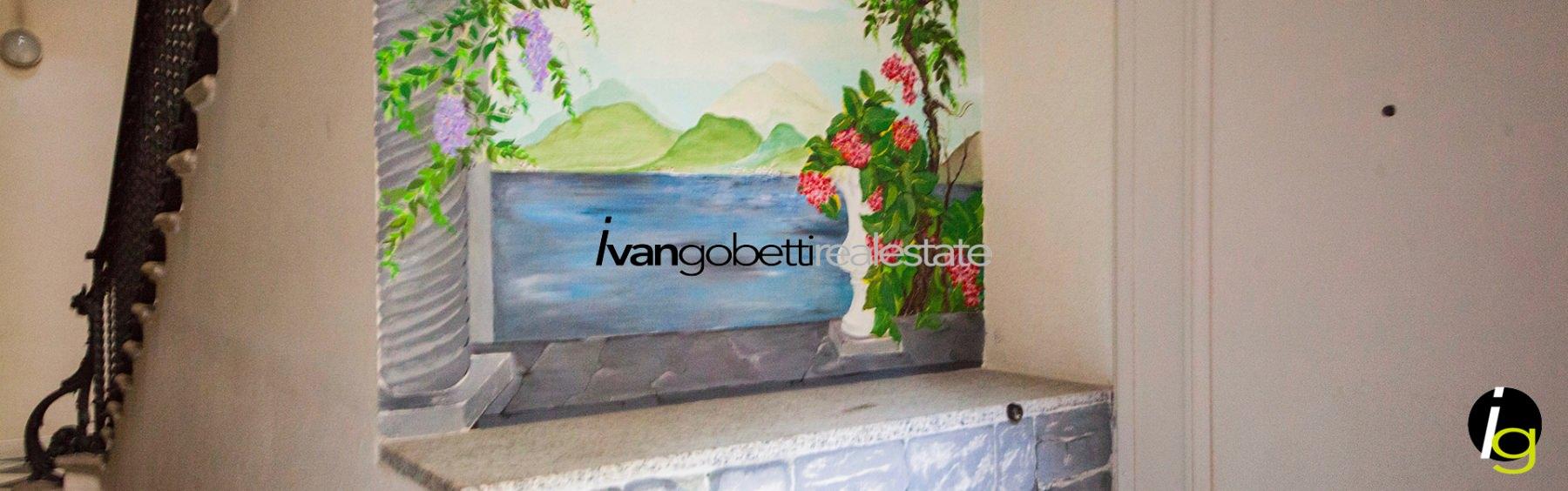 Lago Maggiore, Stresa Appartamento in Villa d'epoca