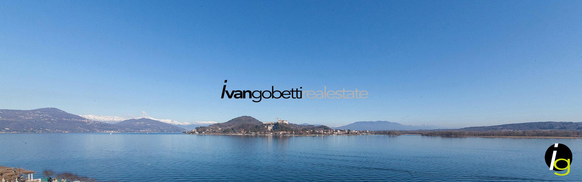 Attico con vista Lago Maggiore, Arona