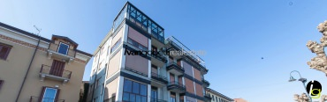 Penthouse overlooking Lake Maggiore, Arona