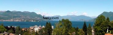 In vendita Lago Maggiore Stresa attico con vista lago
