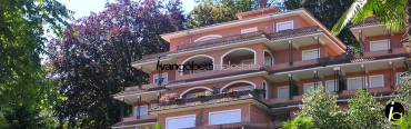 Penthouse with lake Maggiore view in Stresa for sale