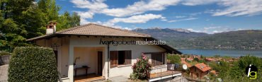 Villa for sale in Baveno Lake Maggiore with views of the Borromean Islands