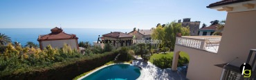 Liguria, Bordighera modern Villa for sale
