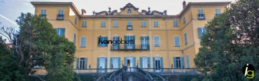 Italy Lake Varese, Castle for sale
