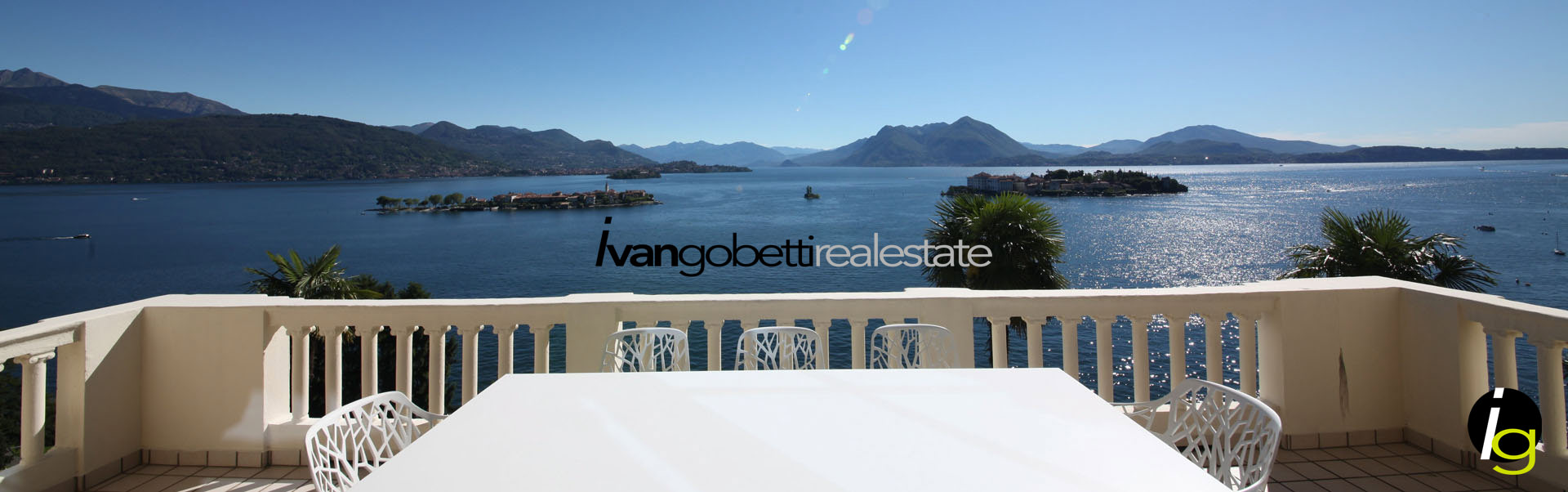 Apartment with swimming pool and view of Lake Maggiore &nbsp; &nbsp; &nbsp; &nbsp;<span>Product code : 4821<br/>Apartment with swimming pool, in one of the most prestigious historic villas of Lake Maggiore, with breathtaking views on the Borromeo Gulf, with park and &nbsp;[...]