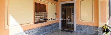 Maggiore Lake, Stresa hill, entire residential complex for sale.