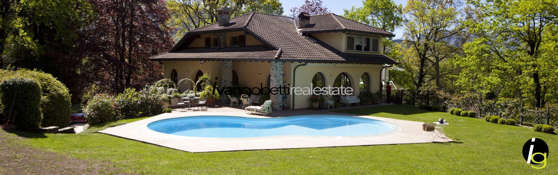 Sis real estate agenzia immobiliare solo ville di lusso in italia - Ville in vendita con piscina ...