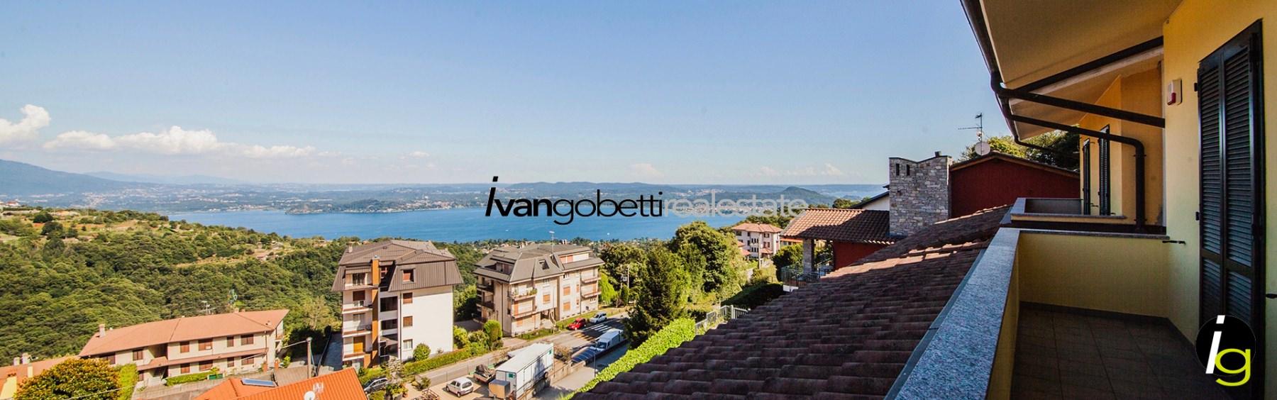 Lago Maggiore, Villetta con vista e giardino in vendita