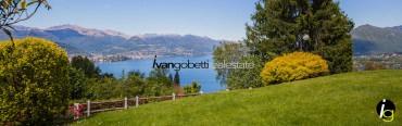 Maggiore See, Stresa Villa zu verkaufen
