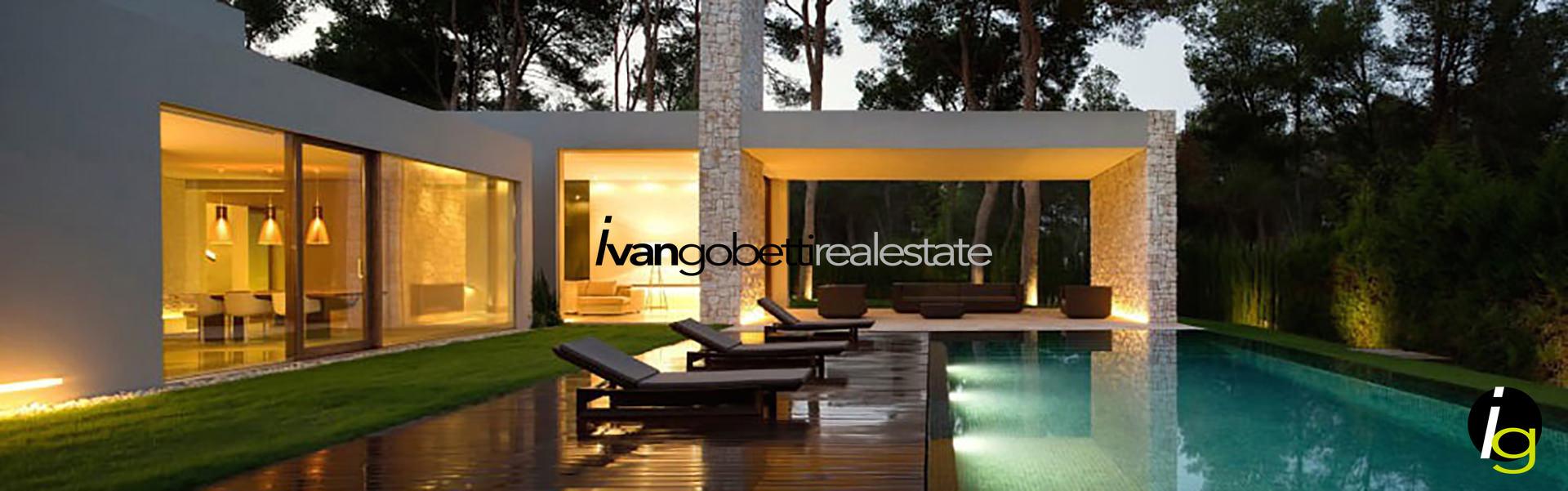 In vendita terreno edificabile sul Lago Maggiore
