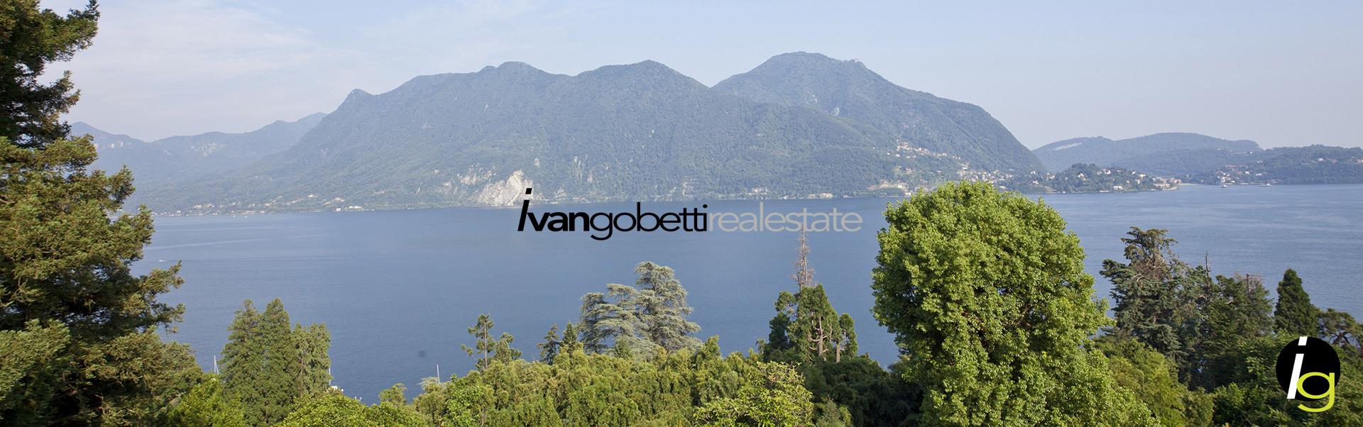 Продается Важная и элегантная вилла на озере Маджоре