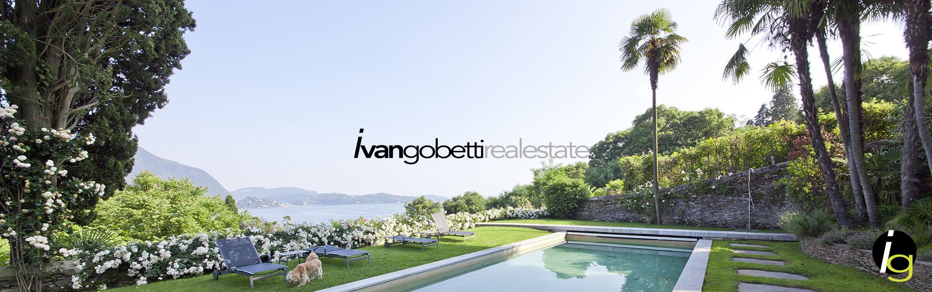 Vendesi, Lago Maggiore Verbania Importante e Signorile Villa con Parco e Piscina