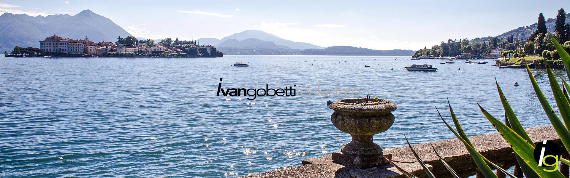 Villa Storica direttamente sull'acqua, Lago Maggiore, Stresa