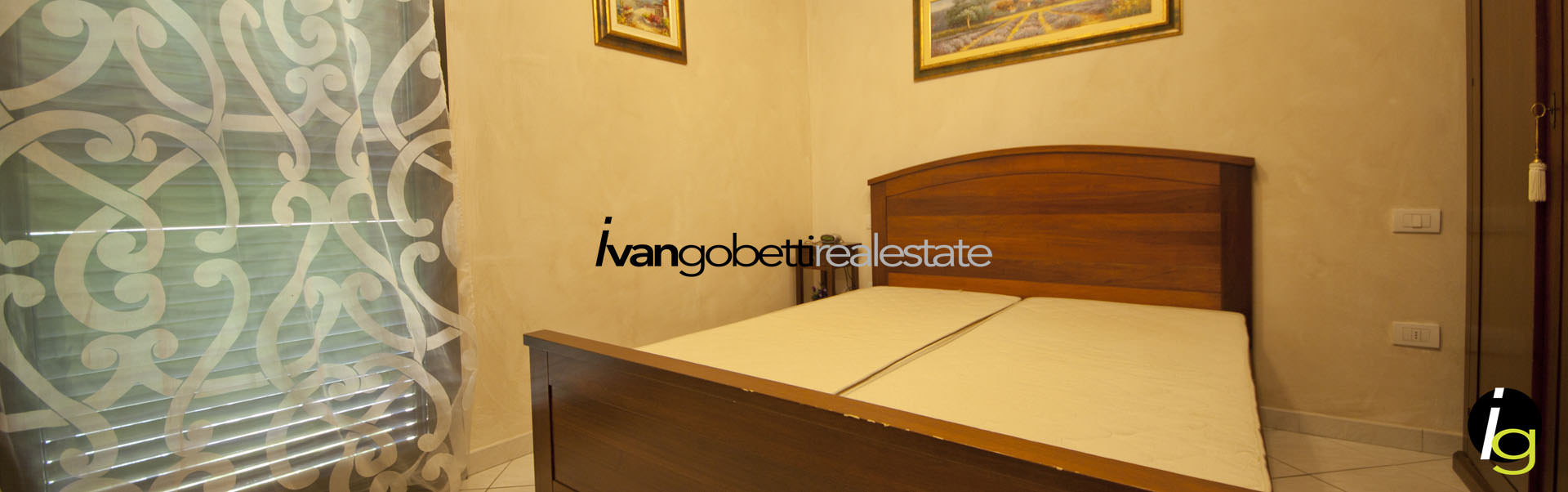 Wohnung mit Blick an den Lago Maggiore, Ghiffa