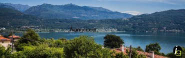 Lake Maggiore, Baveno Villa for sale with magnificent lake view and Borromean Islands