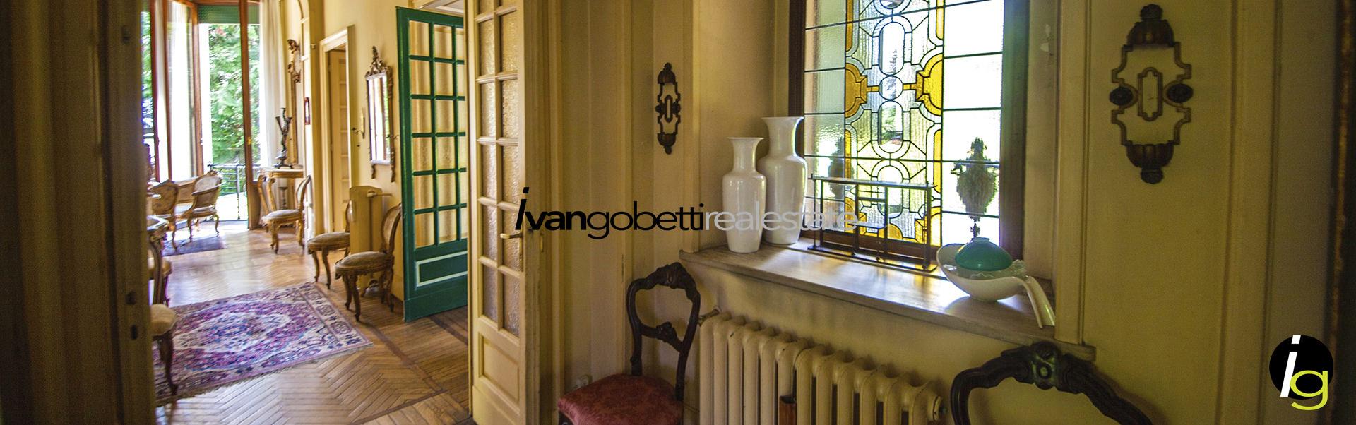 Villa d'epoca di lusso in vendita Lago Maggiore Stresa