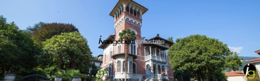Historical villa in Stresa, Lake Maggiore for sale