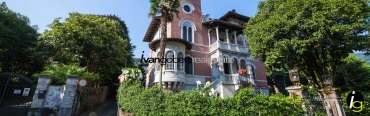 (English) Historical villa in Stresa, Lake Maggiore for sale