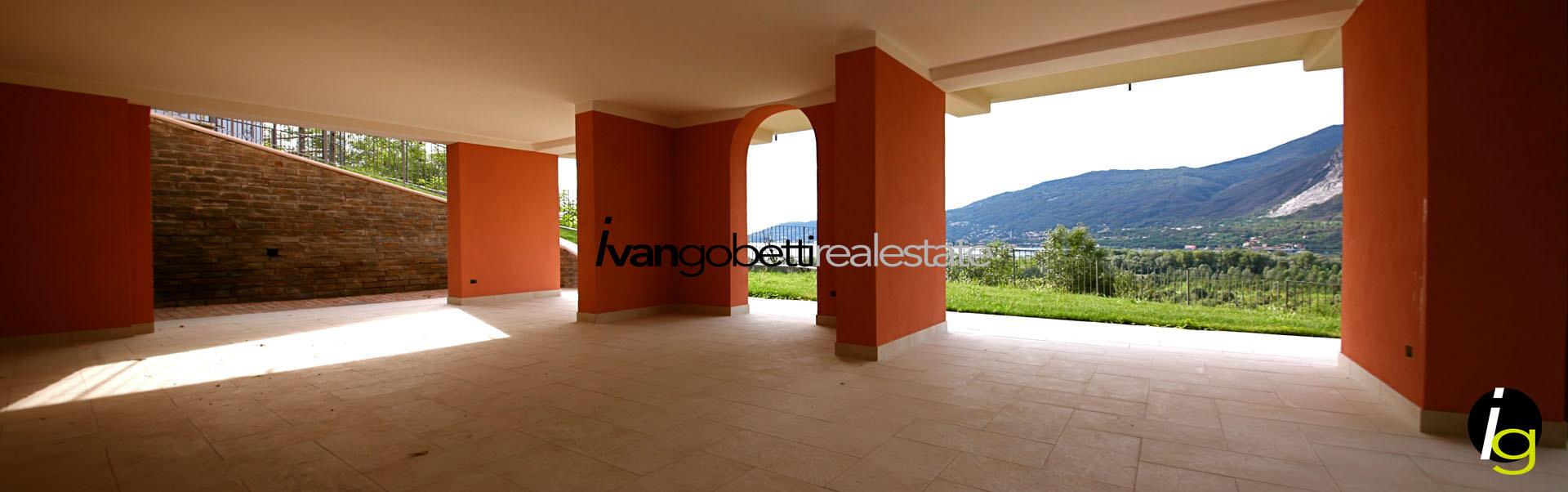 Due ville di lusso con giardino e vista Lago Maggiore