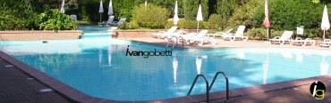 Villa con giardino e vista Lago Maggiore a Ghiffa