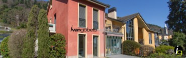 Villa with garden and Lake Maggiore view in Ghiffa