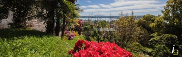 Lesa Lake Maggiore, Villa for sale with lake view and park