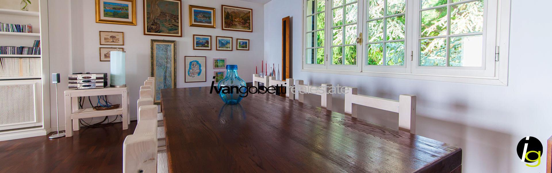 Vendesi villa a Massino Visconti Lago Maggiore