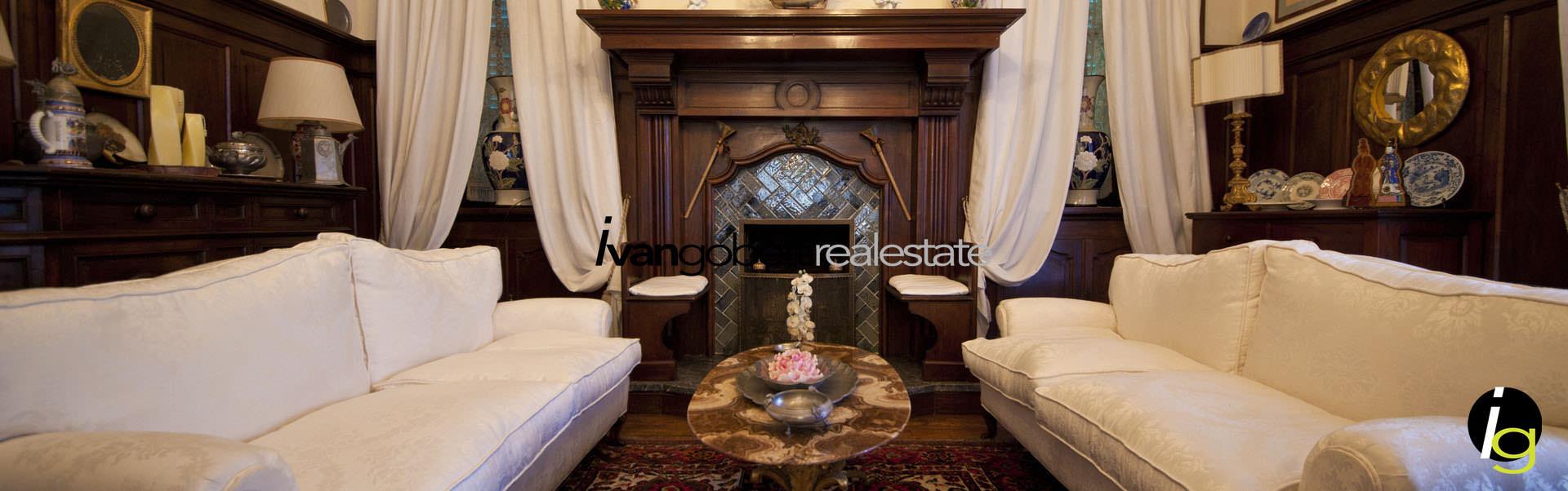Vendesi Villa d'epoca a Stresa Lago Maggiore