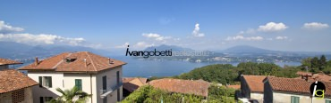 Vintage villa in Stresa Lake Maggiore for sale