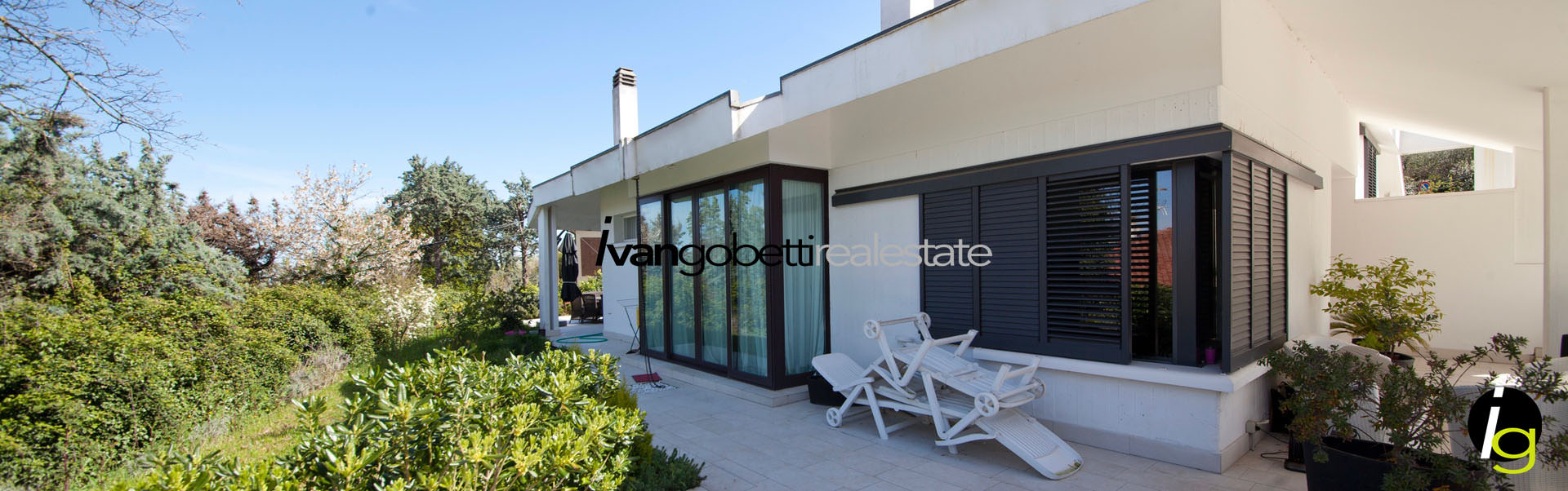 Modern villa with pool and SPA in Rimini