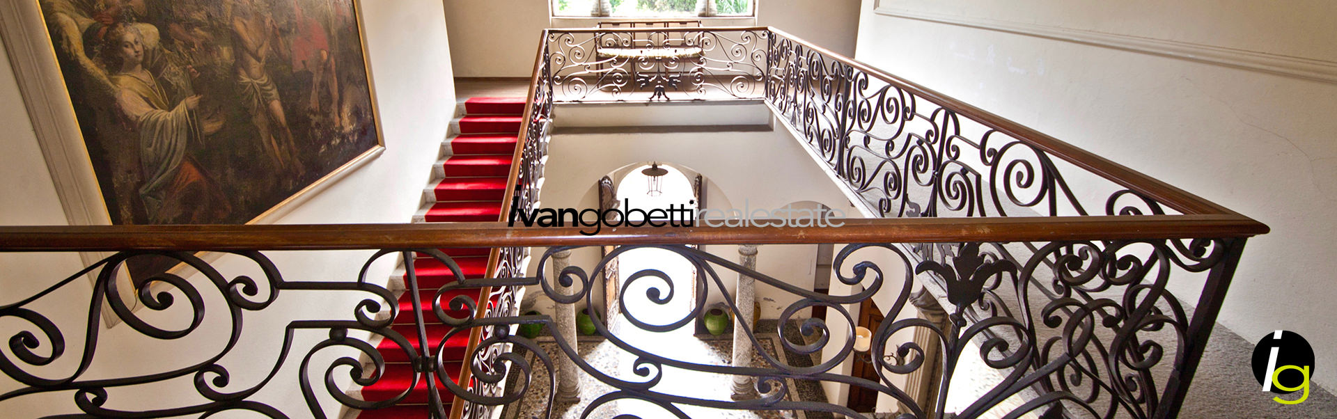 Villa aus dem XX Jhdt. in Griante am Como see zu verkaufen