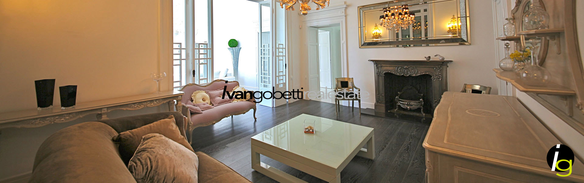 Importante villa storica in vendita sul Lago Maggiore
