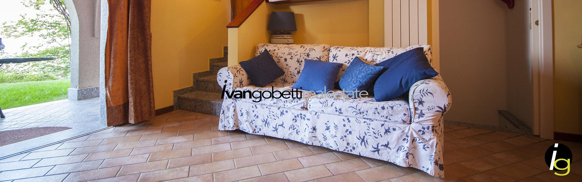 Lake Maggiore Stresa Levo cottage for sale