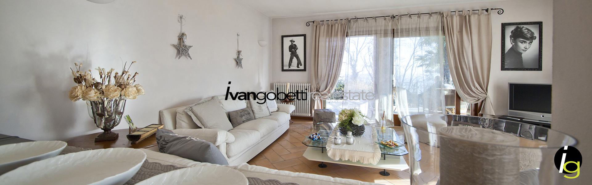 Villa mit Garten und Seeblick,Verbania Maggiore See zu verkaufen