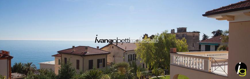 Liguria, Bordighera modern Villa for sale