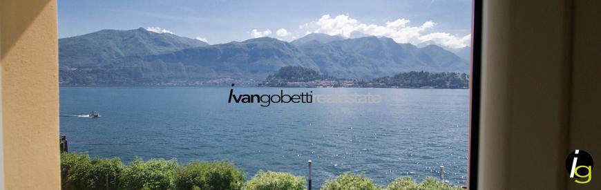 Lago di Como Griante, bellissimo appartamento in vendita
