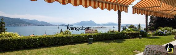 Luxuriöse Villa mit Pool am Maggiore See