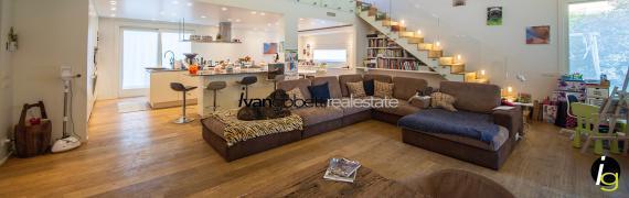 Design-Villa mit Pool in der Nähe von Como zu verkaufen